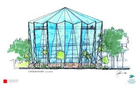 Botanical Garden Naples by Botanical Garden Architecture Drawings U2013 Dyehouse Comeriato Architect