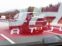 lexus 7 seater malaysia after thailand u0026 indonesia 2017 honda cr v prepares to enter malaysia