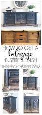 Paint Techniques For Kitchen Cabinets Best 25 Furniture Painting Techniques Ideas On Pinterest Chalk