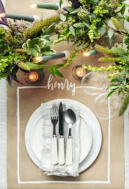 bold inspiration table settings for thanksgiving ideas