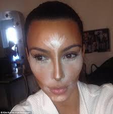 Makeup Classes New Orleans Kim Kardashian Reveals Her Top Beauty Secrets Daily Mail Online