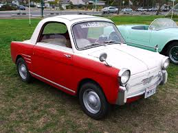 smallest cars autobianchi bianchina wikipedia