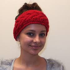 headbands nz cable wool headband knitted silver surfers