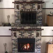 old fireplace inserts kozy heat fireplaces u0027 upgrades an old wood burning fireplace with