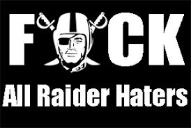 Raider Hater Memes - f k all raider haters raiders pinterest raiders and raider nation