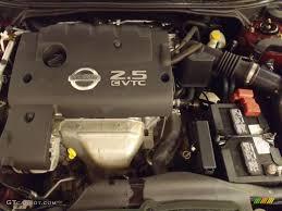 nissan altima 2005 engine 2 5 2005 nissan altima 2 5 s 2 5 liter dohc 16v cvtc 4 cylinder engine