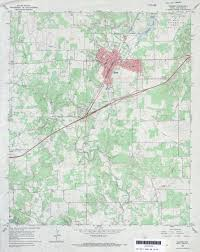 Ft Rucker Map Texas Topographic Maps Perry Castañeda Map Collection Ut
