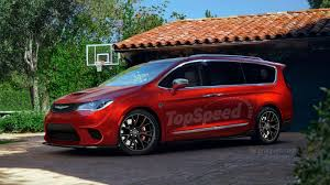 hellcat engine swap 2017 chrysler pacifica hellcat review top speed