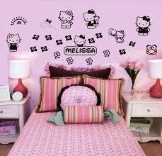 Bedroom Ideas For Girls Hello Kitty Hello Kitty Rooms Ideas