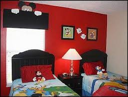 Red Mickey Mouse Curtains Mickey Mouse Bedroom Curtains Luxury Home Design Ideas