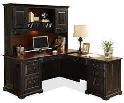Realspace Magellan Corner Desk And Hutch Bundle Picturesque Design Magellan Office Furniture Exquisite Realspace