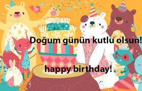 happy birthday turkey clipart clipartxtras