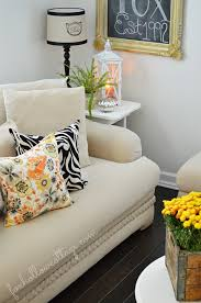 Home Goods Home Decor Simple Easy Affordable Decorating Ideas For Fall Fox Hollow