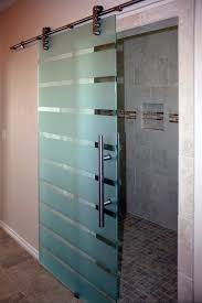 stylish frosted glass shower doors how to frost shower glass