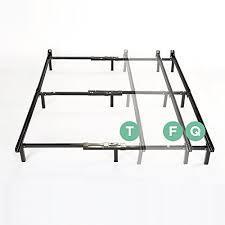 Adjustable Beds Frames Zinus Compack Adjustable Steel Bed Frame For Box