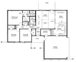 3 bedroom ranch floor plans 3 bedroom ranch house floor plans photos and