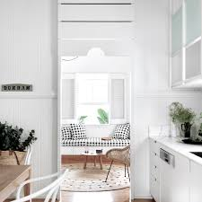 adorable black white cottage durham house cococozy