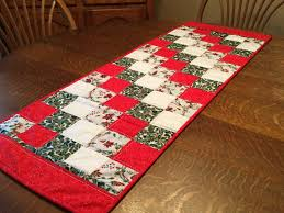 quilted table runner table runner quilted