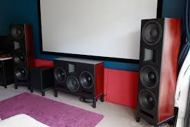 Cool Speakers Diy Diy Surround Speakers Cool Home Design Amazing Simple And