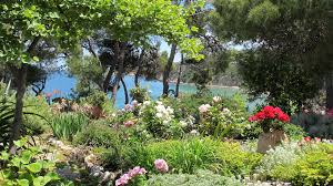 the cliff top garden that became one briton u0027s greek odyssey