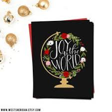 boxed christmas cards sale brush lettering painted christmas card printables craft