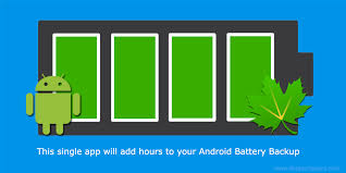 best android battery app this single app will dramatically improve android battery