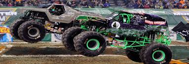 grave digger monster truck driver fs1 championship series at lucas oil stadium monster jam