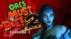Orc Rule 34 - orcs must die 2 the sorceress episode 1 youtube