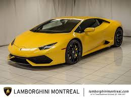 lamborghini supercar lamborghini prestige and exotic used vehicles montreal john