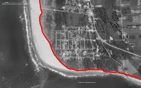 Google Maps Washington State by Coastal Erosion Washing Away Beachfront Community In Washington