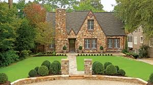 Landscaping Ideas For Front Of House by Exterior Makeovers Before And After Southern Living