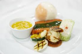 cuisine haute haute cuisine dish stock image image of presentation 11302767