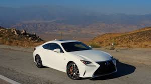 2017 lexus coupes behind the wheel 2017 lexus rc350 f sport coupe business