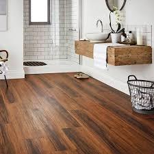 Luxury Vinyl Bathroom Flooring Natural Wood Effect Vinyl Flooring Realistic Wood Floors