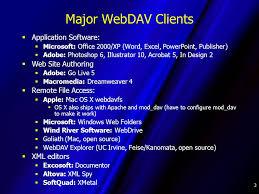 configure xp dreamweaver 1 webdav and deltav collaborative authoring versioning and