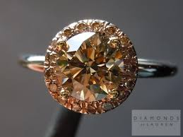 brown diamond engagement ring brown diamond brown diamond ring brown gold