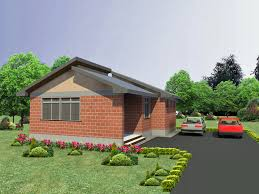 three bedroom house design in kenya 3 bedroom section 8 houses