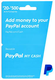 reload prepaid card online new paypal my cards and online loading process light blue
