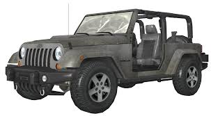 modified white jeep wrangler image jeep wrangler white model mw3 png call of duty wiki