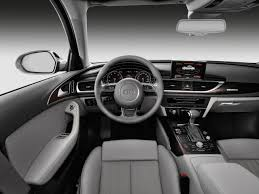 revealed 2012 audi a6 u2013 a look inside and out