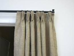 Grommet Burlap Curtains Printed Burlap Burlap Curtain Panels With Grommets Burlap Drapes