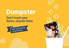 undelete apk dumpster undelete restore pictures and apk