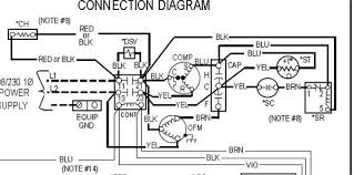 carrier air conditioner wiring diagram circuit and schematics