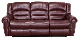 Chelsea Leather Sofa Burgundy Contemporary Sofas By - Chelsea leather sofa