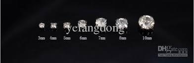 3mm diamond online cheap ss123mm silver sew on rhinestone