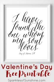 song of solomon valentine u0027s day free printable sparkles of sunshine