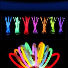 glow bracelets aliexpress buy 8 colorful chemical glow sticks party