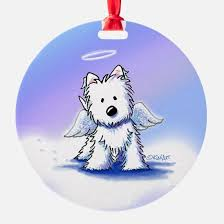 westie ornament cafepress