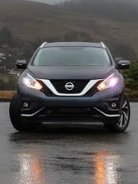 nissan murano cargo cover 2015 nissan murano review heavy on tech nissan blurs the line