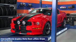 2005 Mustang Gt Black 2005 2009 Mustang Gt Styling Pack Bolt On Build Ups Youtube